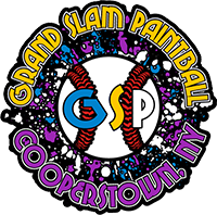 grand slam paintball logo